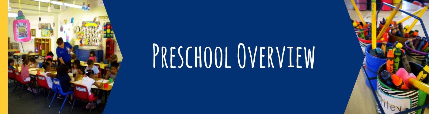 Preschool Overview